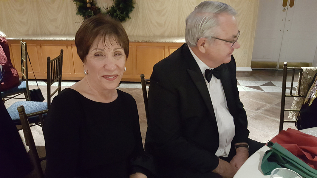 Dining at Christmas/Holiday Dance
